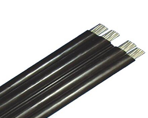 塑料绝缘平行集束电缆