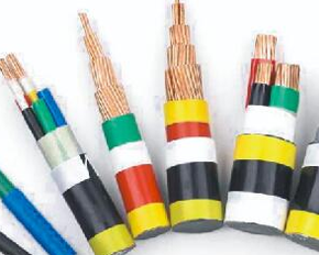 聚录乙烯绝缘聚氯乙烯护套电力电缆