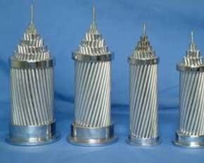 青海铝包钢绞线及铝包钢芯铝绞线
