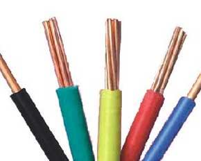 青海额定电压450/750V及以下聚氯乙烯绝缘电线