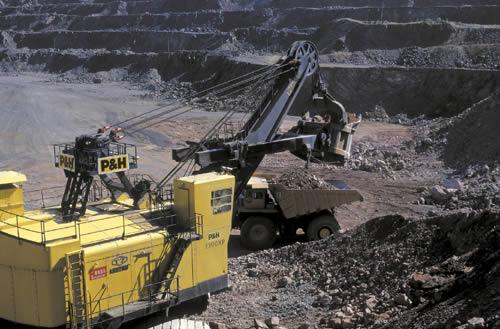 采矿类业绩工程